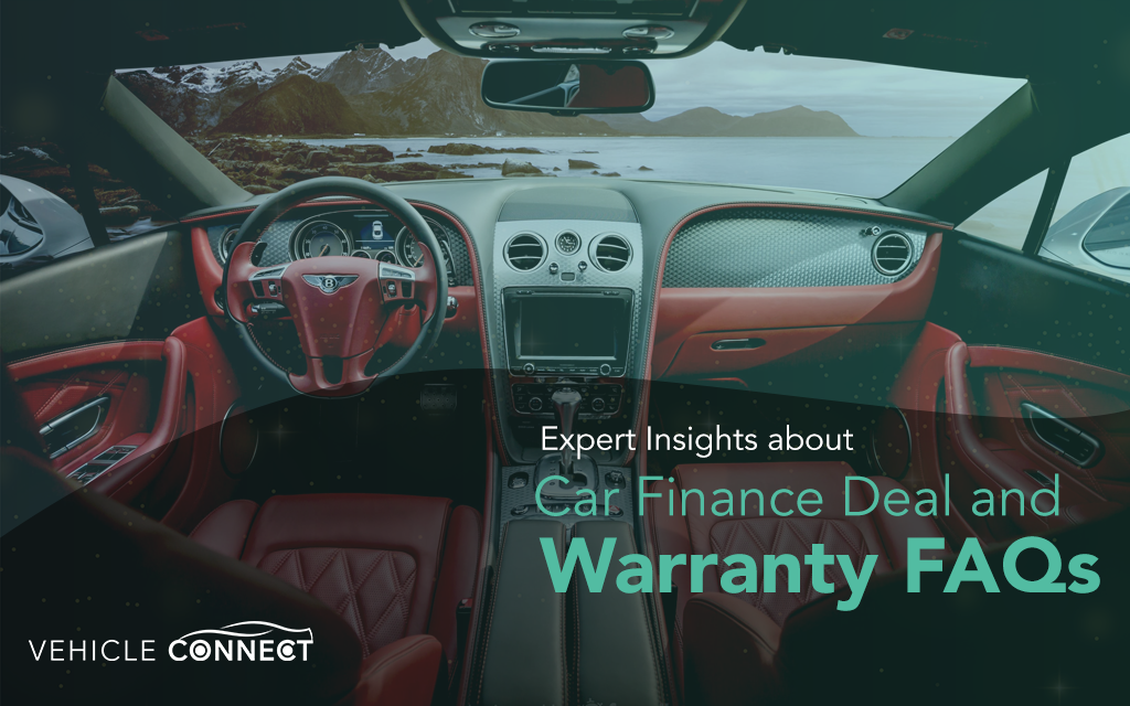 Expert Insights on Car Finance Deal and Warranty FAQs